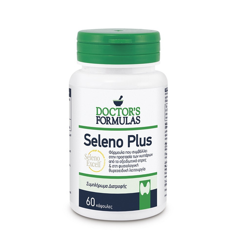 Doctor's Formulas Seleno Plus 60caps