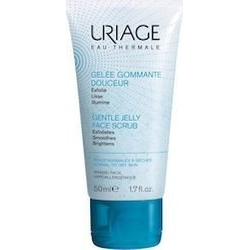 Uriage Eau Thermale Gentle Jelly Face Scrub 50ml