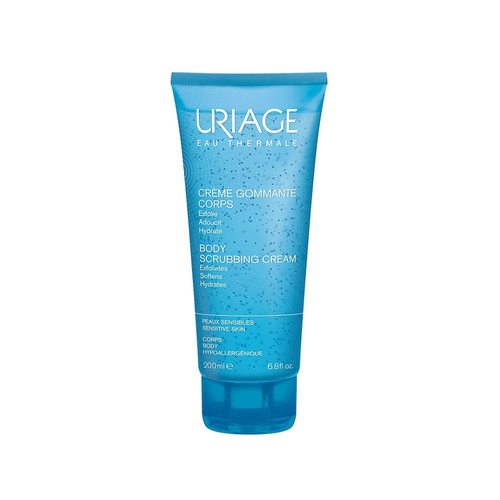 Uriage Body Scrubbing Cream Sensitive Skin 200ml