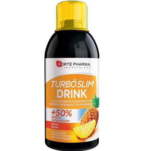 Forte Pharma Turboslim Drink με Γεύση Ανανά 500ml