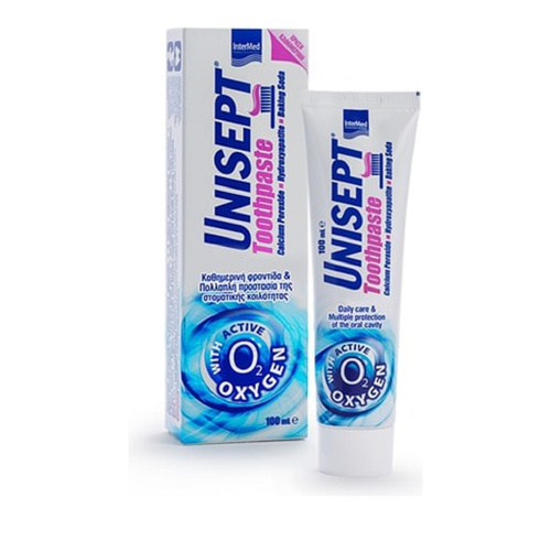 Intermed Unisept Toothpaste 100ml