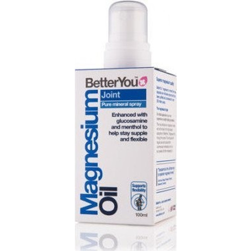 Better You Magnesium Joint Oil 100ml