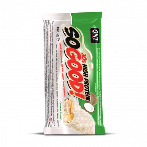 Qnt So Good 30% White Chocolate & Coconut 15 x 60gr