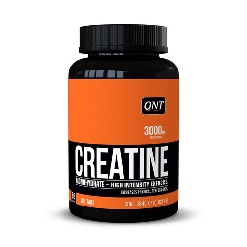 Qnt Creatine Monohydrate 200tabs