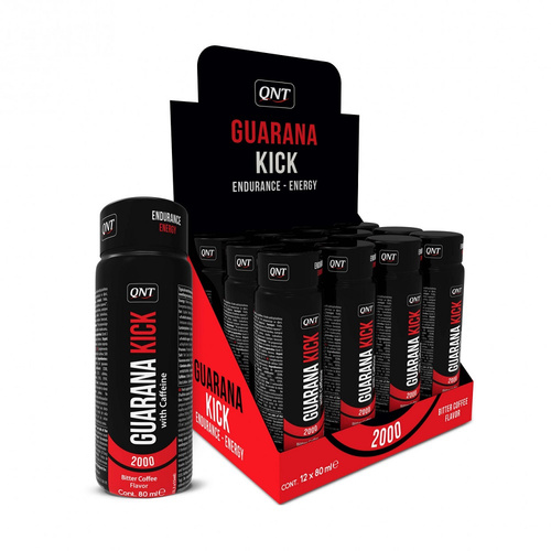 Qnt Guarana Kick 2000mg 12 x 80ml