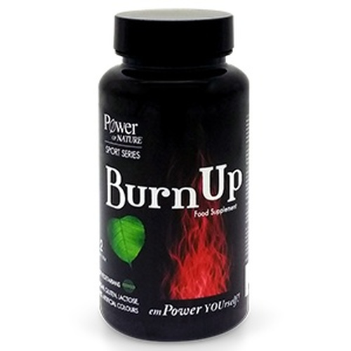 Power Health Sport Series BurnUp 60Caps