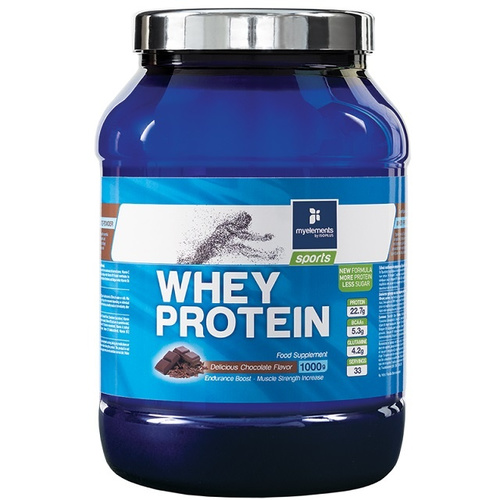 My Elements Sports Whey Protein Chocolate 1000gr