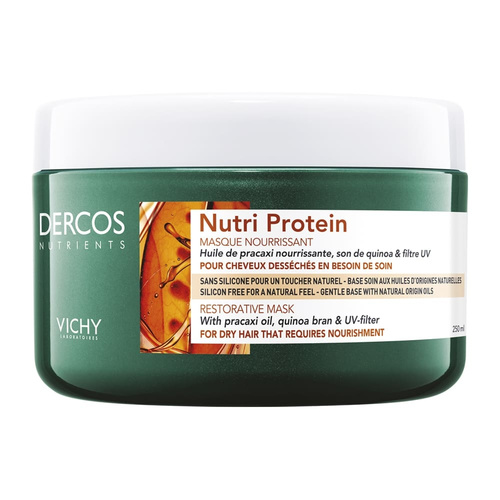 Vichy Dercos Nutri Protein Μάσκα Αναδόμησης Μαλλιών 250ml
