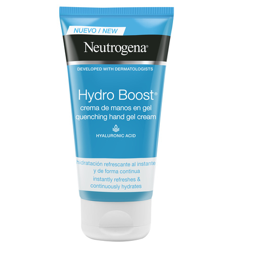 Neutrogena Hydro Boost Κρέμα Χεριών σε Gel 75ml