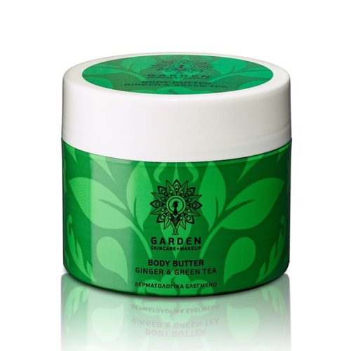 Garden Ginger & Green Tea Body Butter 200ml