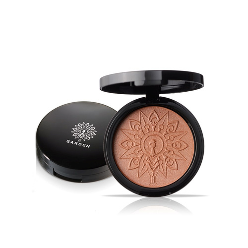 Garden Sun Glow Bronzing Powder 06 I'll Follow The Sun 10gr