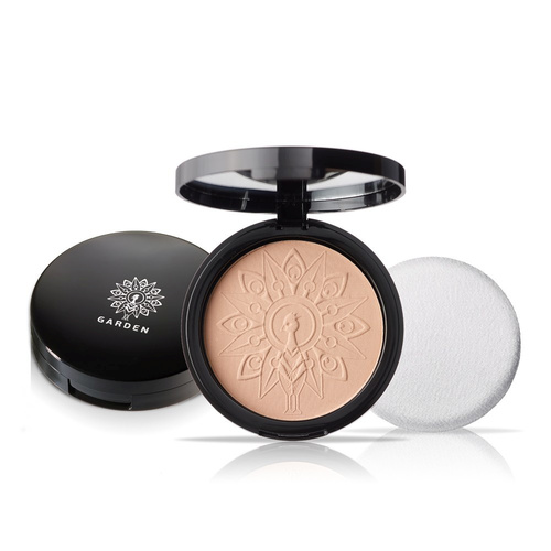 Velvet Matte Compact Powder 02 Butter Cookie 10g