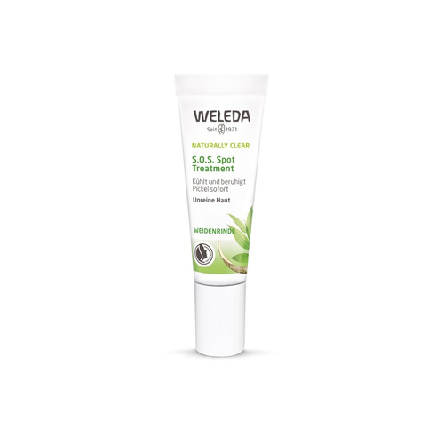 Weleda Naturally Clear S.O.S. Spot Treatment Θεραπεία για Ατέλειες 10ml