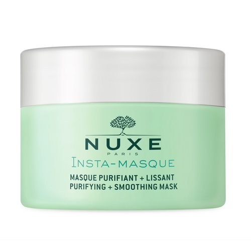 Nuxe Insta-Masque Purifying & Smoothing Mask with Rose and Clay 50ml