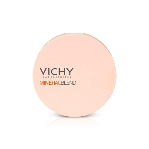 Vichy Mineral Blend Healthy Glow Tri-Colour Powder Light 9gr