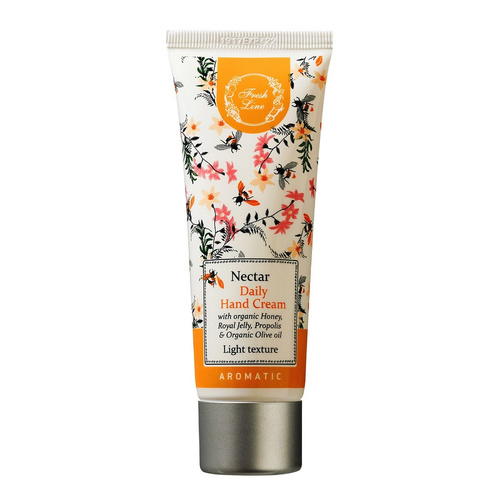 Fresh Line Nectar Hand Cream Κρέμα Χεριών 75ml