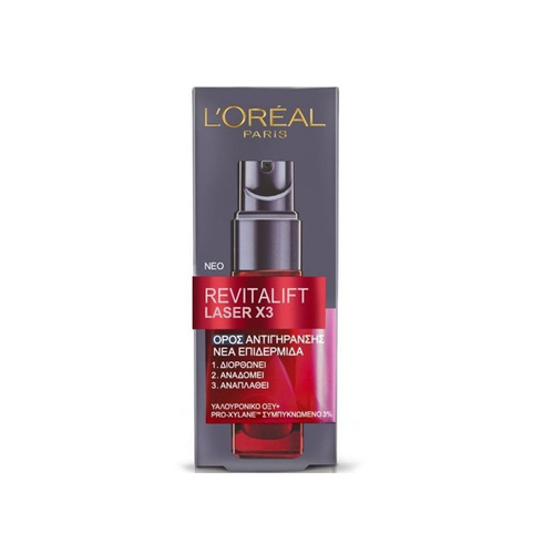 Loreal Paris Revitalift Laser Renew Serum Ορός Προσώπου 30ml