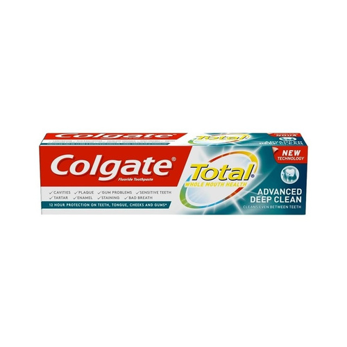 Colgate Οδοντόκρεμα Total Advanced Deep Clean 75ml