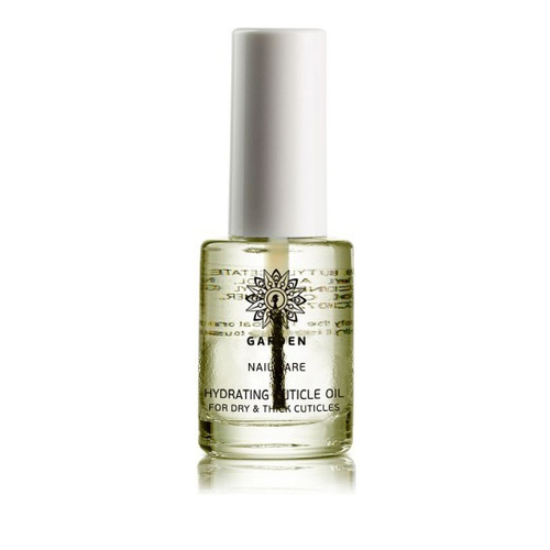 Garden Nail Care Hydrating Cuticle Oil For Dry Thick Cuticles 10ml