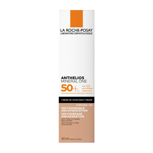 La Roche Posay Anthelios Mineral One 03 Tan SPF50+ Αντηλιακή Προσώπου με Χρώμα 30ml