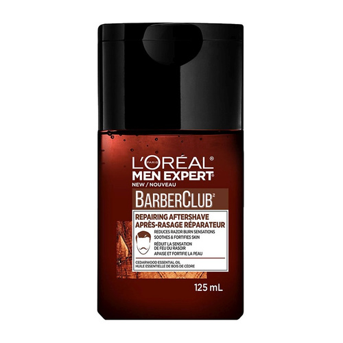 Loreal Paris Men Expert Barber Club After Shave Balm Επανόρθωσης 125ml