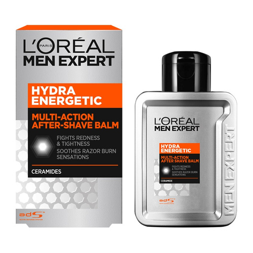 Loreal Paris Men Expert Hydra Energetic Multi-Action After Shave Balm Κατά Των Ερεθισμών 100ml