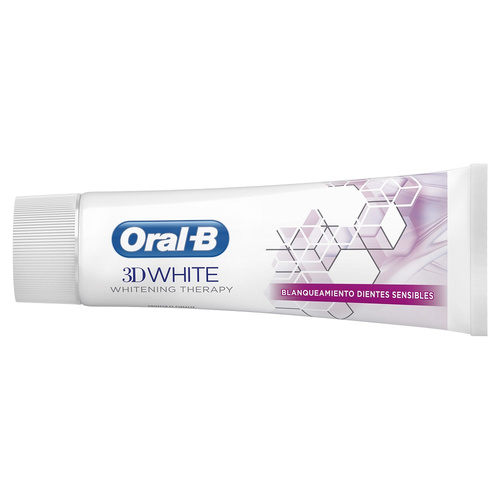 Oral-B 3D Whitening Therapy Sensitive Οδοντόκρεμα 75ml