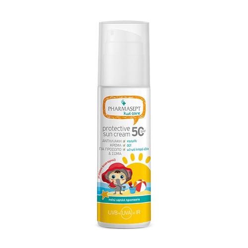 Pharmasept Kid Care Protective Sun Cream Spf50 Για Πρόσωπο & Σώμα 150ml