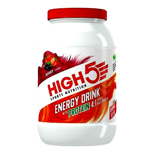 High 5 Energy Drink with Protein Berry 1,6kg