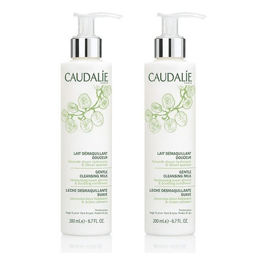 Caudalie Promo Gentle Cleansing Milk 1+1 200ml
