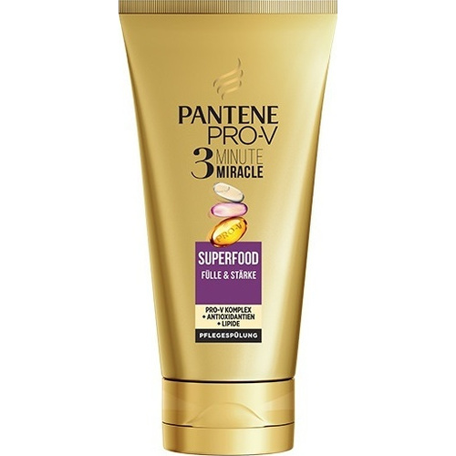 Pantene Pro V 3 Minute Miracle Conditioner Superfood 200ml