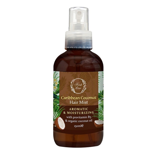 Fresh Line Caribbean Coconut Hair Mist 150ml