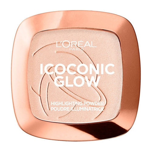 Loreal Paris Icoconic Glow Highlighting Powder 01 Coconut Addict 9g