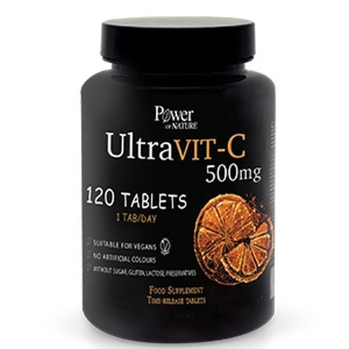 Power Health Power Of Nature Ultra Vit C 120Tabs