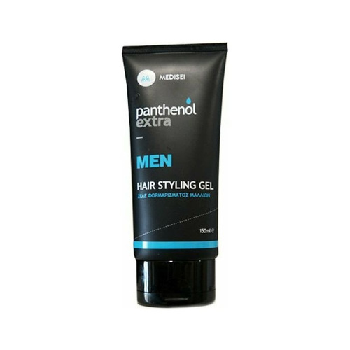 Panthenol Extra Men Hair Styling Gel Ζελέ Μαλλιών 150ml