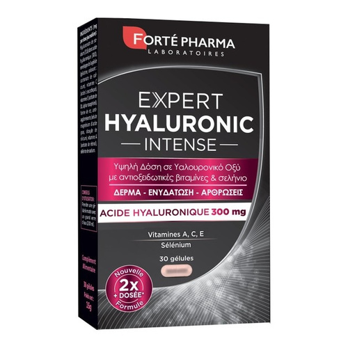 Forte Pharma Expert Hyaluronic Intense 300mg 30Caps
