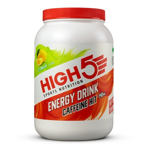 High 5 Energy Drink Caffeine Hit Citrus 1.4kg