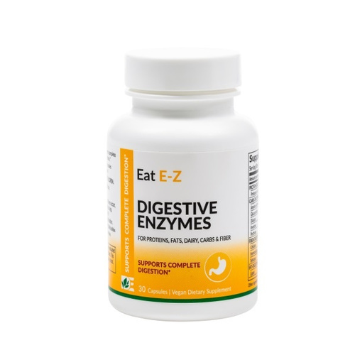 Eat E-Z Digestive Enzymes 30Caps