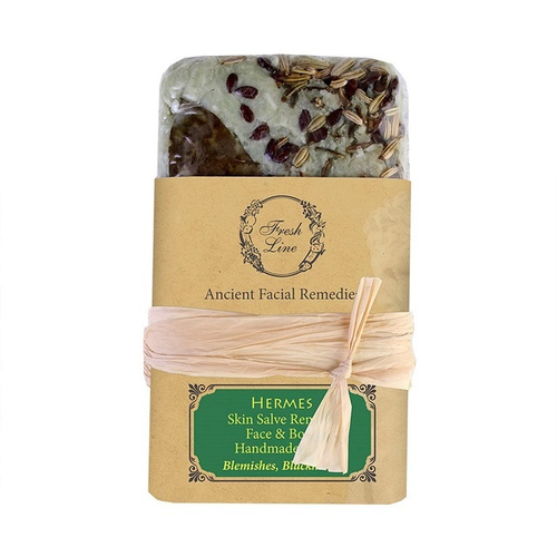 Fresh Line Hermes Face & Body Handmade Soap - Χειροποίητο Σαπούνι 135g