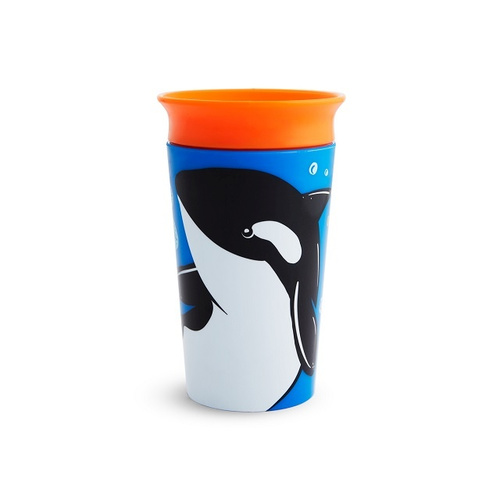Munchkin Κύπελο Miracle Sippy Cup Orca 266ml 1Τμχ 51778