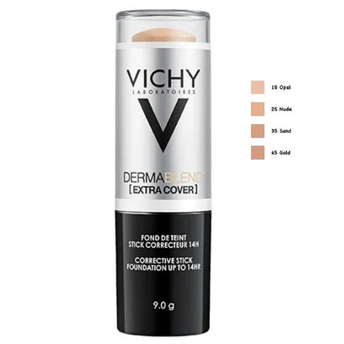 Vichy Dermablend Extra Cover Stick 15 Opal SPF30 9g