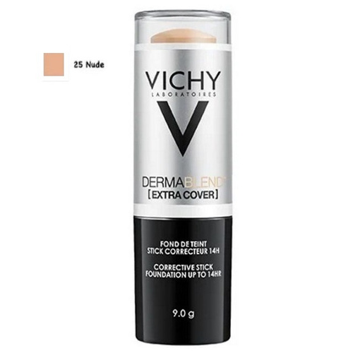 Vichy Dermablend Extra Cover Stick 25 Nude SPF30 9g