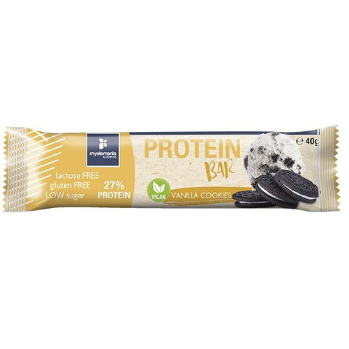My Elements Protein Bar Vegan Vanilla Cookies 40gr