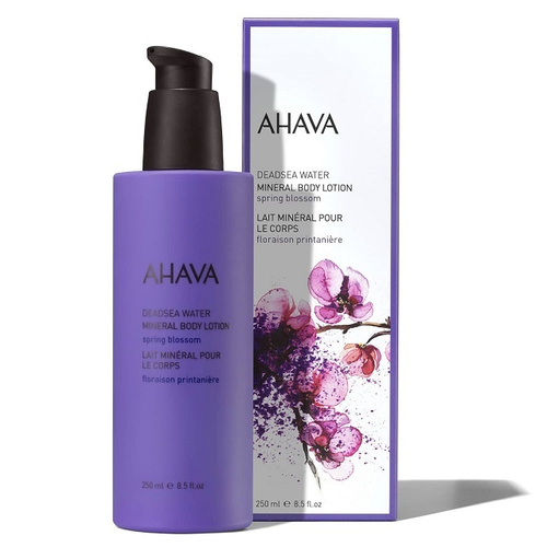 Ahava DeadSea Water Mineral Body Lotion Spring Blossom Ενυδατική Λοσιόν Σώματος 250ml