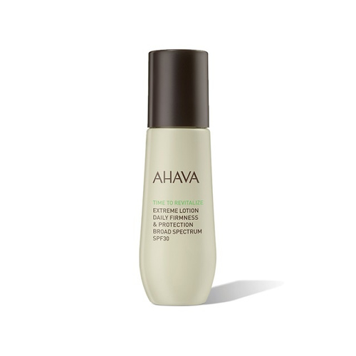 Ahava Time to Revitalize Extreme Lotion Daily Firmness & Protection Broad Spectrum SPF30 50ml