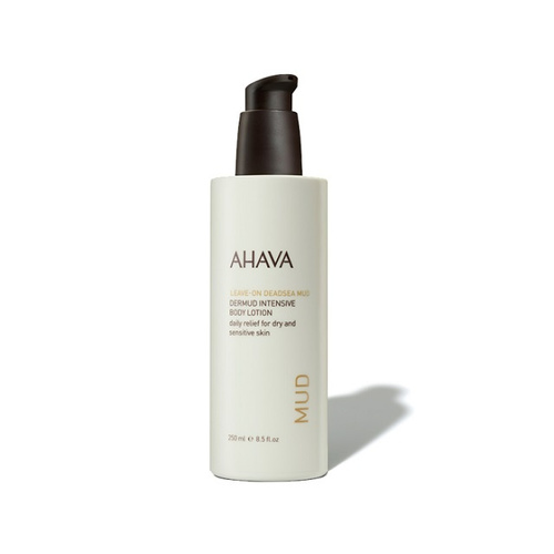 Ahava Mud Leave-on DeadSea Mud Dermud Intensive Body Lotion Ενυδατική Λοσιόν Σώματος 250ml