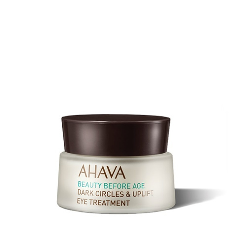 Ahava Beauty Before Age Dark Circles & Uplift Eye Treatment Αντιγηραντική Κρέμα Ματιών 15ml