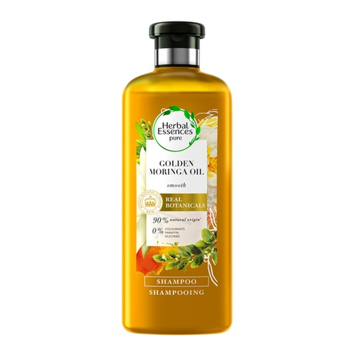 Herbal Essences Σαμπουάν με Gold Moringa 400ml