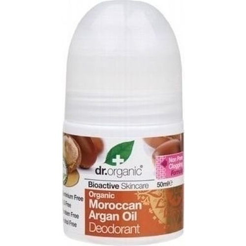 Dr.Organic Organic Moroccan Argan Oil Roll-On 50ml