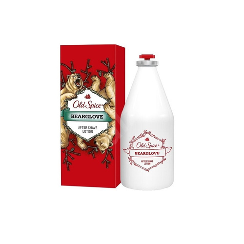 Old Spice Bearglove Λοσιόν Aftershave 100ml